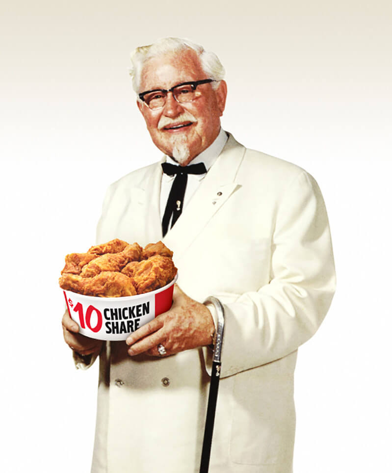 An Overview of the History of KFC | Colonel Sanders | FastFoodMenuPrices.com