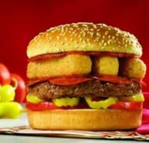 Red Robin Wise Guy Burger