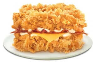 An Overview of the History of KFC | KFC Double Down | FastFoodMenuPrices.com