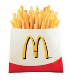 Fast Food Hacks to Make Your Meal Even Better | McDonald's Fries | FastFoodMenuPrices.com
