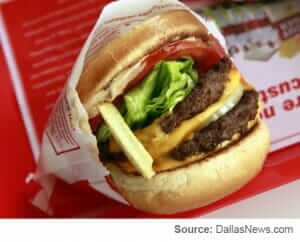 Best Burger: In-N-Out