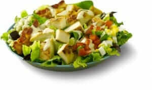 best and worst fast food salads