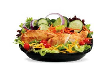 Fast Food Hacks to Make Your Meal Even Better | Chicken Salad | FastFoodMenuPrices.com