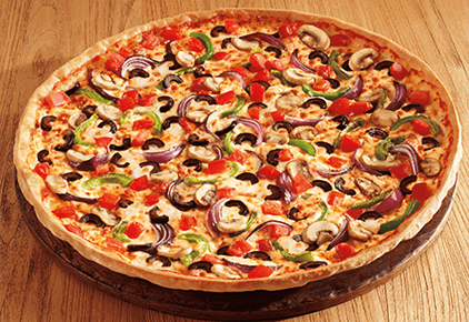 Healthiest Pizza Places to Satisfy Your Cravings   Pizza Hut   FastFoodMenuPrices.com