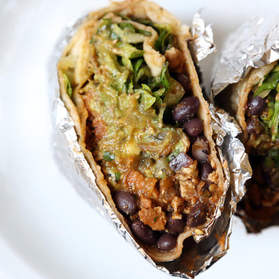 Where to Get the Best Vegan Fast Food Items   Sofritas   FastFoodMenuPrices.com