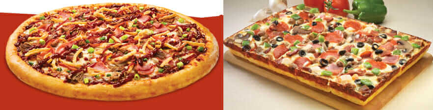 Toppers & Jet's Pizza