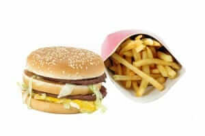 Fast Food Happy Hour