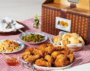 Cracker Barrel Old Country Store - Southern Fried Chicken Picnic