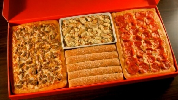 Best Fast Food Meals for the Whole Family   Dinner Box - Pizza Hut   FastFoodMenuPrices.com