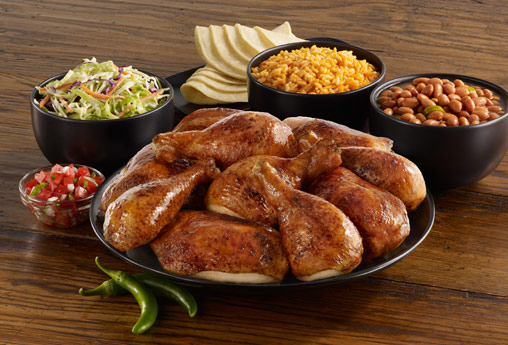 Best Fast Food Meals for the Whole Family   Family Chicken Meal - El Pollo Loco   FastFoodMenuPrices.com