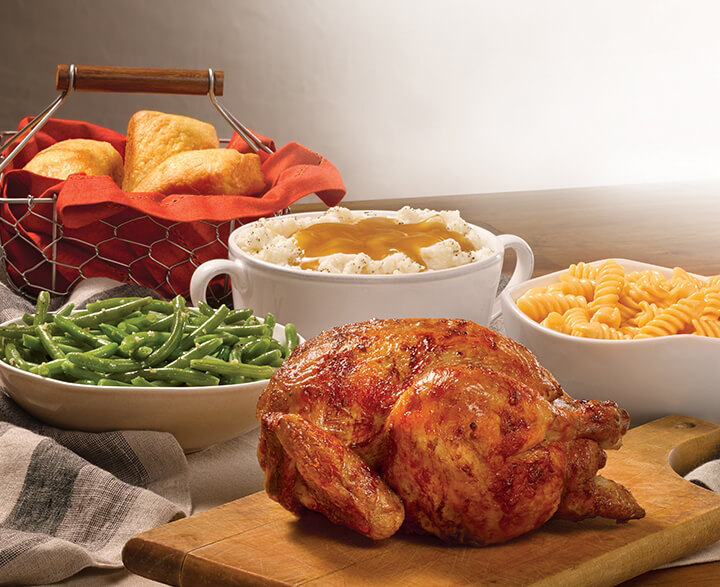 Best Fast Food Meals for the Whole Family   Family Combo - Boston Market   FastFoodMenuPrices.com