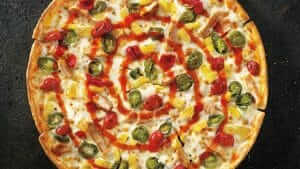 Pizza Hut Toppings