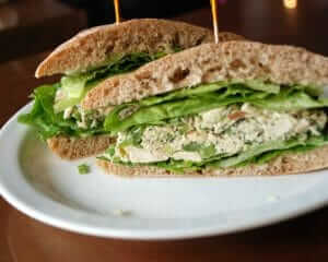 The Best Starbucks Lunch Choices | Egg Salad Sandwich | FastFoodMenuPrices.com