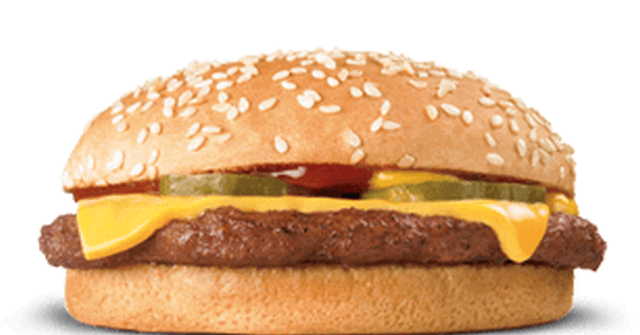 15 Cheap Fast Food Options | All American Burger | FastFoodMenuPrices.com
