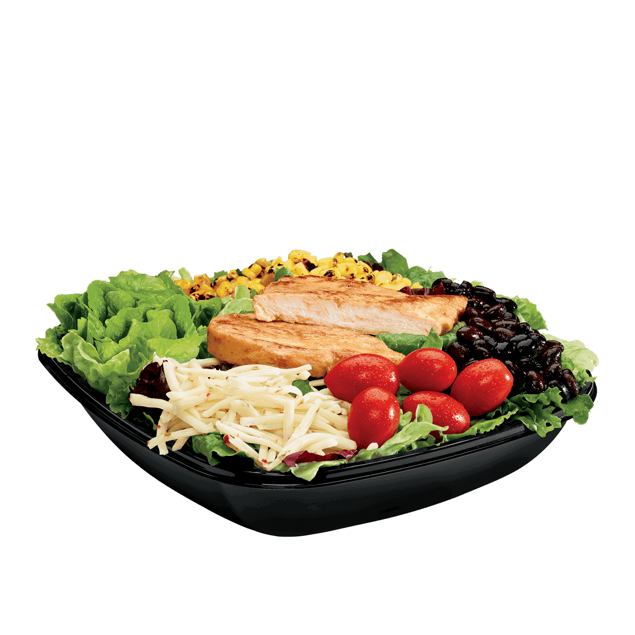 15 Meals At Jack In The Box For 500 Calories Or Less | Salad | FastFoodMenuPrices.com