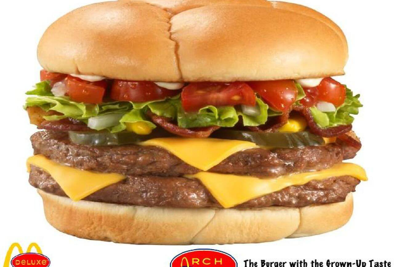 10 Spectacular Fast Food Fails   Arch Deluxe   FastFoodMenuPrices.com