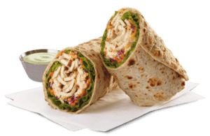 Chick fil A Grilled Wrap   Fast Food Menu Prices
