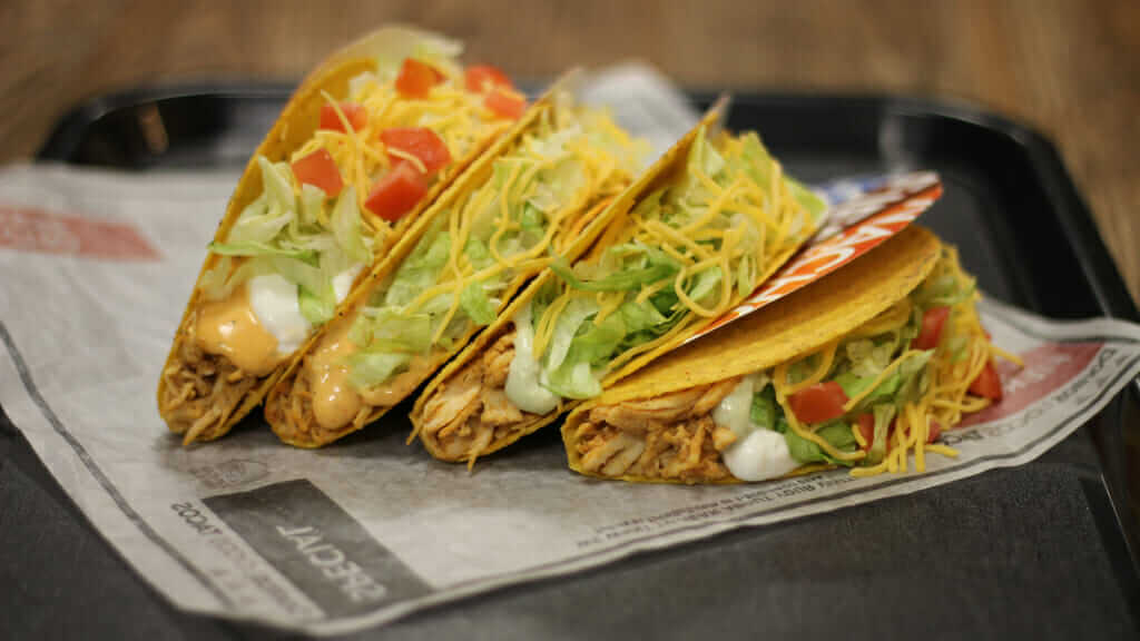 Great Choices for Late Night Fast Food | Taco Bell | FastFoodMenuPrices.com