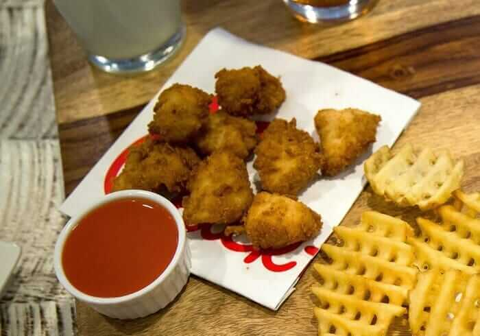 Best Fast Food in Each State   Chick Fil A   FastFoodMenuPrices.com