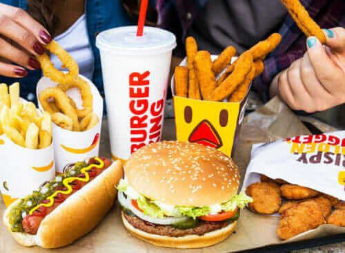 Great Choices for Late Night Fast Food | Burger King | FastFoodMenuPrices.com