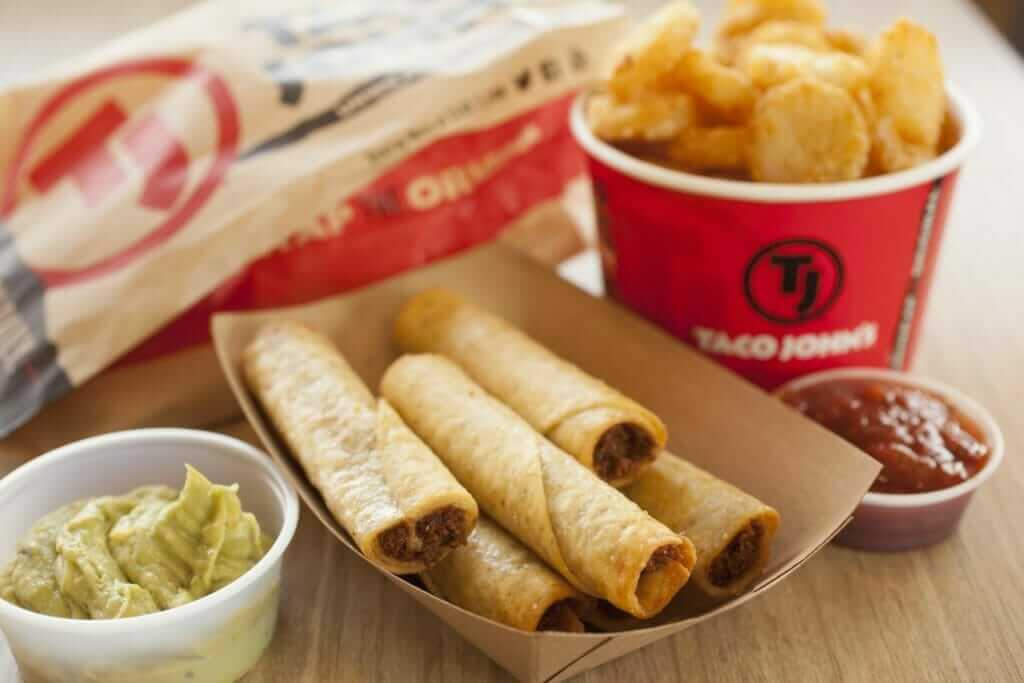Best Fast Food in Each State   Taco Johns   FastFoodMenuPrices.com