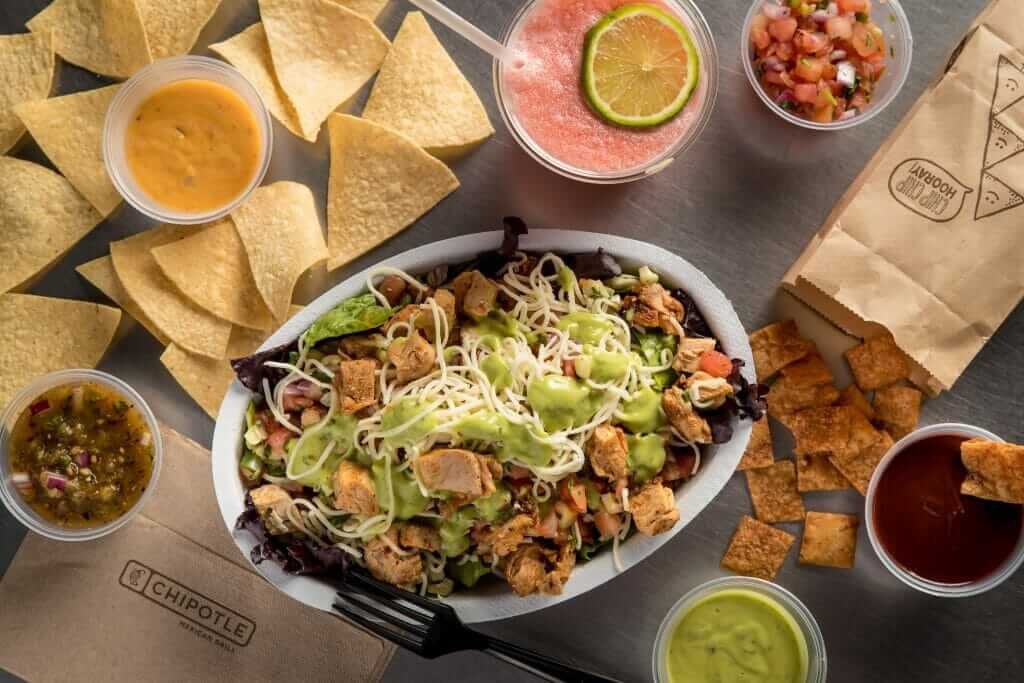 Top 10 Best Mexican Fast Food Joints | Chipotle | FastFoodMenuPrices.com