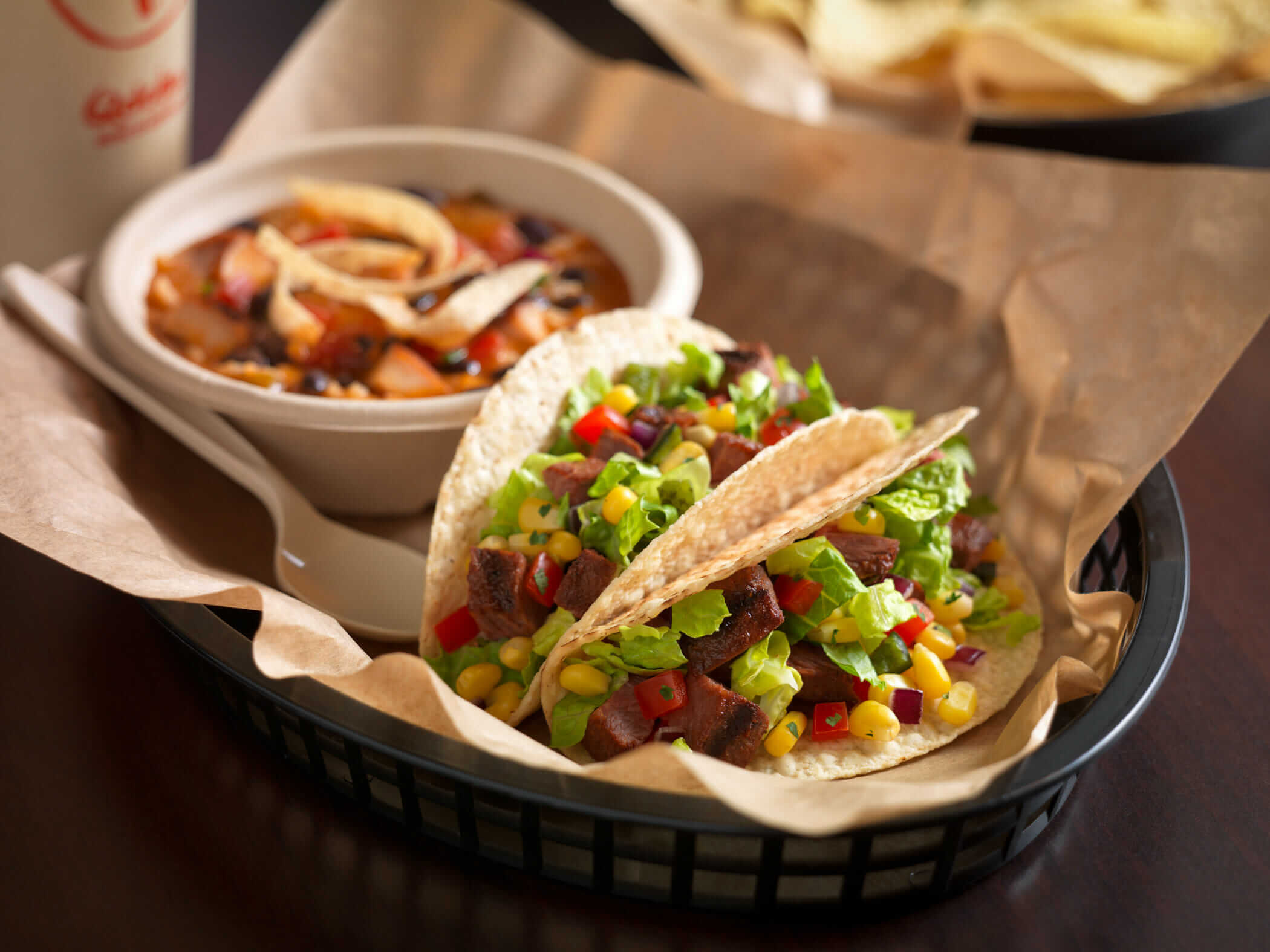 Qdoba is one of the fast food restaurants Open On Thanksgiving