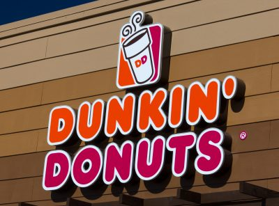 Dunkin Donuts Happy Hour