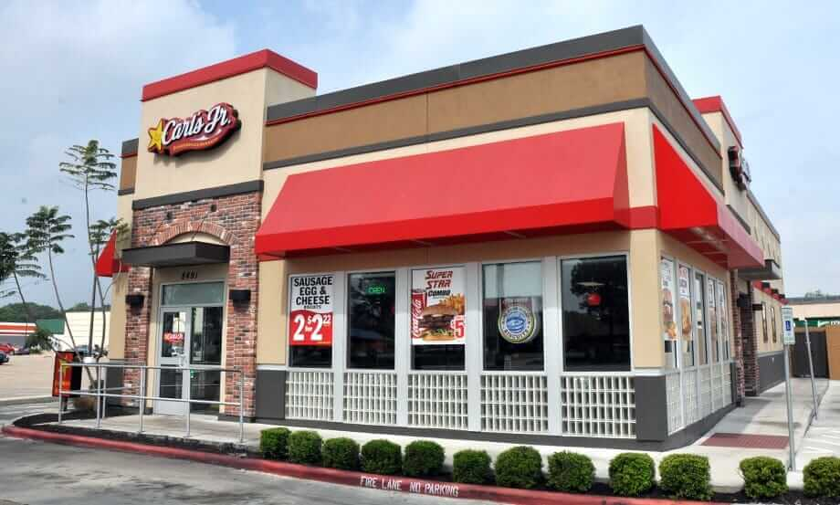 The Top 10 Fastest Drive-Through Restaurants in America   Carl's Junior   FastFoodMenuPrices.com