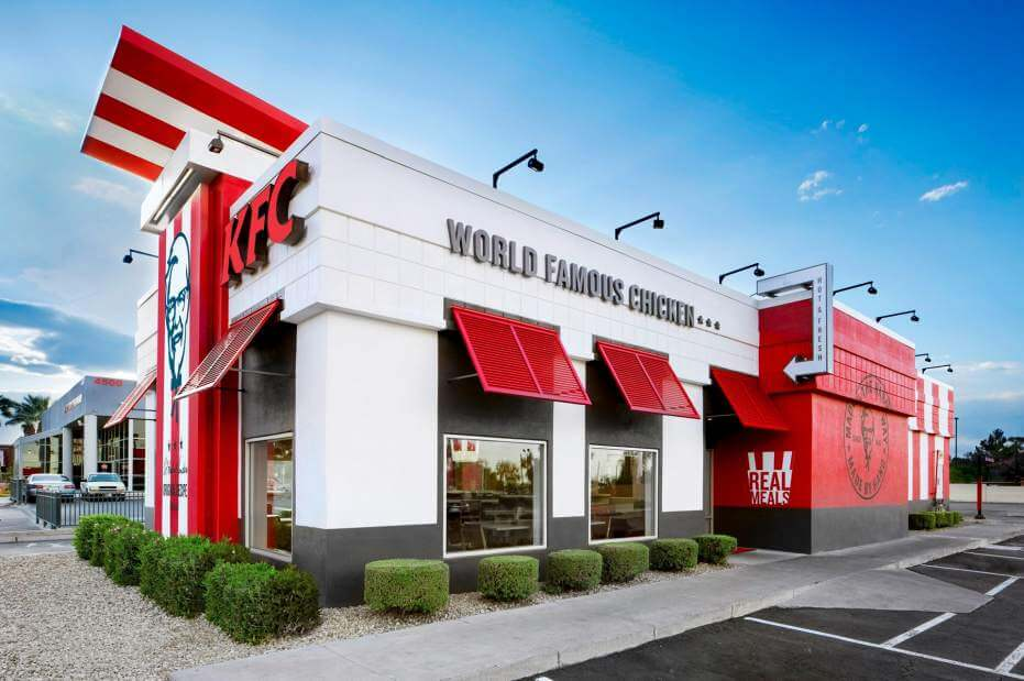 The Top 10 Fastest Drive-Through Restaurants in America   KFC   FastFoodMenuPrices.com