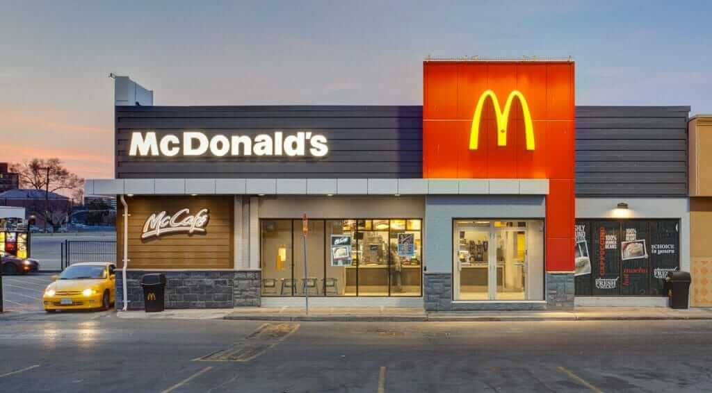 The Top 10 Fastest Drive-Through Restaurants in America   McDonald's   FastFoodMenuPrices.com