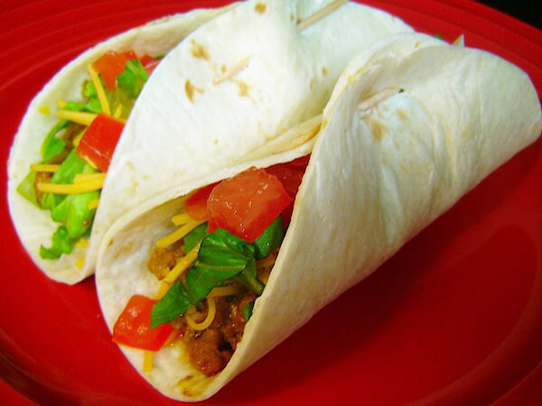 Best Fast Food Tacos | Taco Bell Ground Beef Soft Taco | FastFoodMenuPrices.com