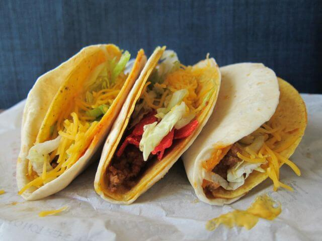 Taco Bell $5 Box and Other Meals Under $5