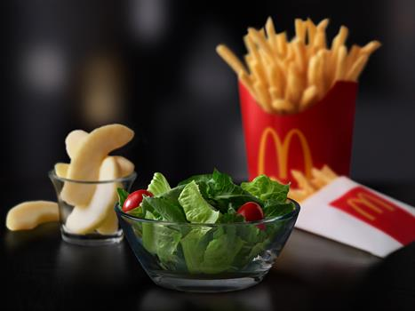 Tips for Eating Healthy Fast Food   McDonald's   FastFoodMenuPrices.com