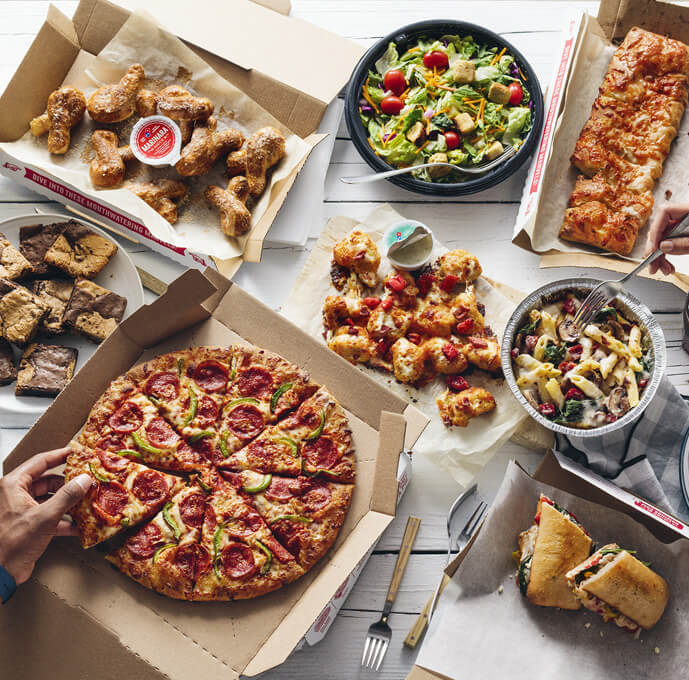 Best Fast Food in Each State   Dominos   FastFoodMenuPrices.com