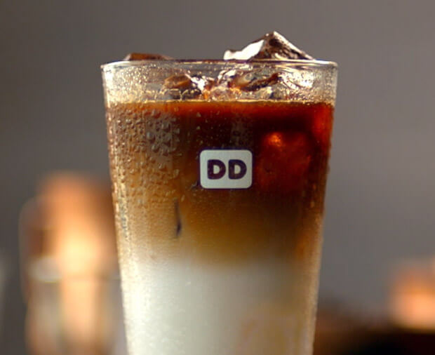 Best Fast Food Iced Coffee   Dunkin' Donuts Iced Coffee   Fastfoodmenuprices.com