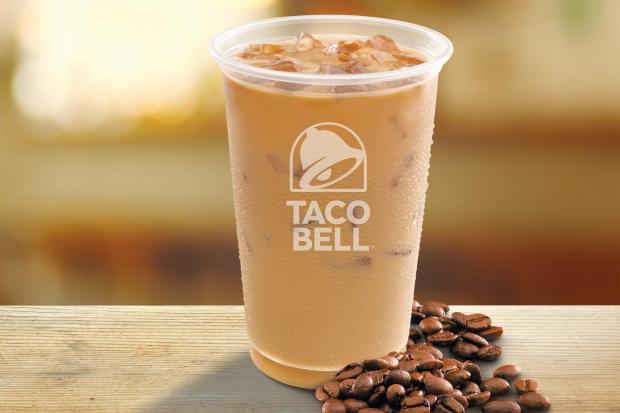 Best Fast Food Iced Coffee   Taco Bell Iced Coffee   Fastfoodmenuprices.com
