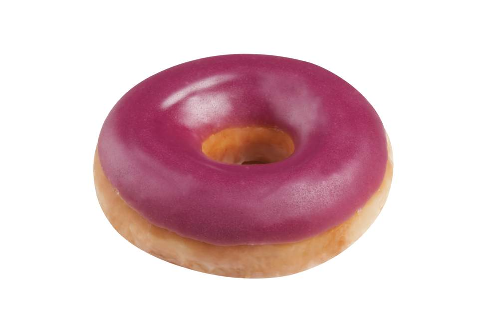 Top 15 Secret Menu Items You Need To Know About   Vimto Doughnut   Fastfoodmenuprices.com