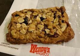 Best Fast Food Breakfast Choices   Oatmeal Bar   FastFoodMenuPrices.com