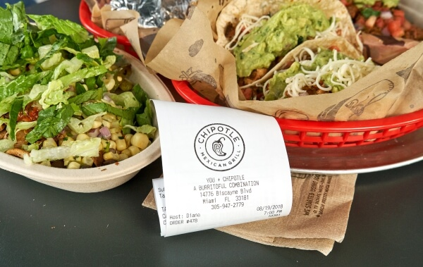 8 Best Paleo Fast Food Options | Chipotle | FastFoodMenuPrices.com
