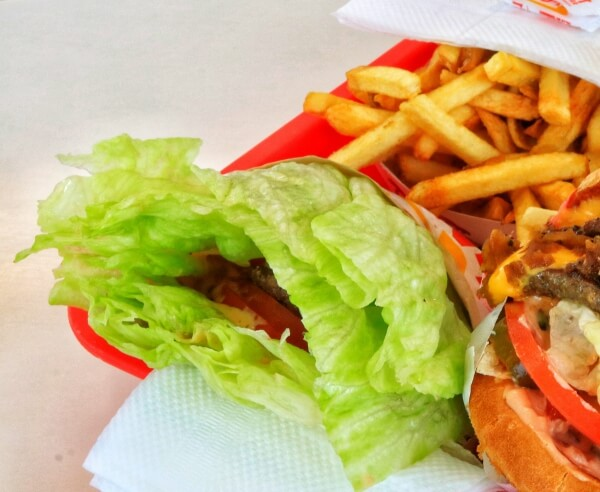 8 Best Paleo Fast Food Options | In-N-Out | FastFoodMenuPrices.com