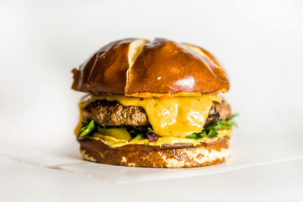 9 Meatless Burgers That Taste Just Like the Real Thing   Bare Burger   FastFoodMenuPrices.com