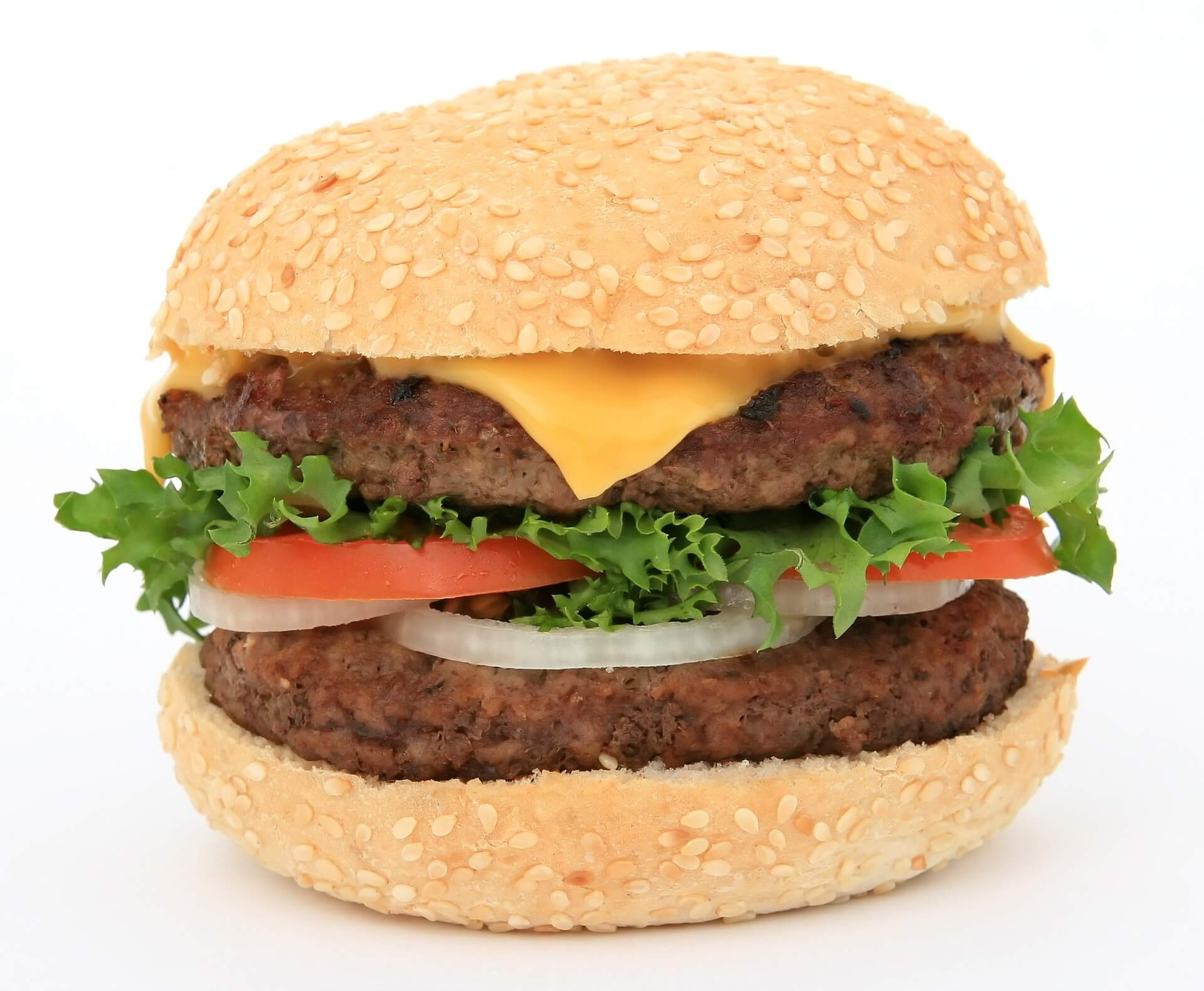 9 Meatless Burgers That Taste Just Like the Real Thing   A&W Beyond Burger   FastFoodMenuPrices.com