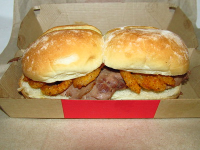 Cheapest Fast Food Arby's Sliders