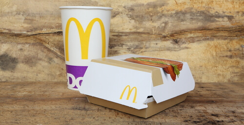 McDonald's Healthy Lunch Options
