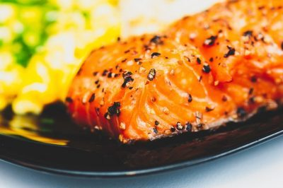 Grilled Salmon Lunch Red Lobster