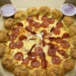 Pizza Hut's Stuffed Garlic Knots Pizza Is Back For The Holidays