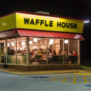 is waffle house open thanksgiving