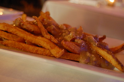 Popeyes Fries With Gravy