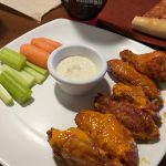 The BFF of Pizza: Pizza Hut Chicken Wings Review